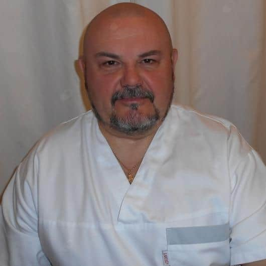 dr Ihor Soloviov – neurolog, specjalista akupunktury